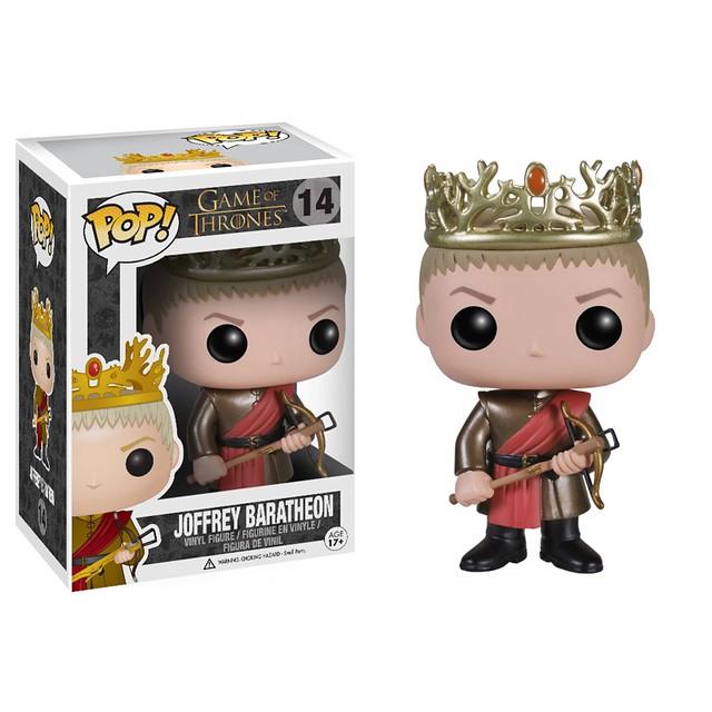 FUNKO POP!系列 【冰與火之歌:權力的遊戲】 Game of Thrones 第三彈