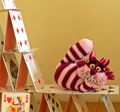 Amigurumi Cheshire Cat
