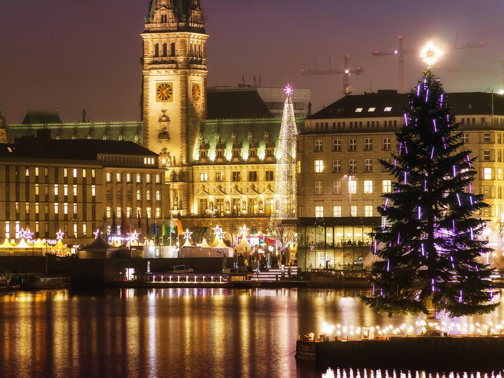 Weihnachtsbilder Hamburg.The World S Best Photos Of Alsterlake Flickr Hive Mind