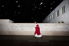 (Peter de Krom) Tags: storm sinterklaas night wind flash tradition wijk reain sgravenzande venix