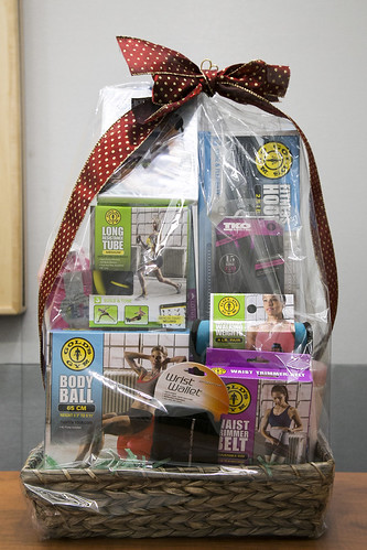 Counseling Basket- Fitness