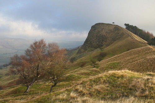 Soft Light On Back Tor