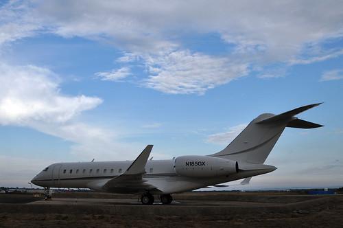 N185GX Bombardier BD-700-1A10 Global Express