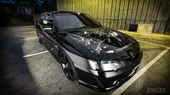 LOW57L 10 (jasoncstarr) Tags: black cars canon sigma vy commodore 1020mm v8 holden supercharger supercharged 60d canoneos60d