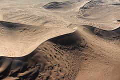 Namibwüste aus der Luft IV