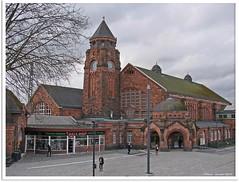 Gießen - Bahnhof ( railway station)