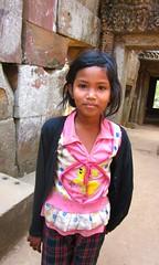living in a temple (PepaLand) Tags: lake rural canon boat asia cambodia crossing north rep i