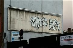 Shogi / Stet (Alex Ellison) Tags: urban graffiti boobs chrome graff bricklane eastlondon tbf banglatown sket shogi thebufffails