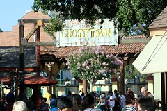 Knott's Berry Farm 2014