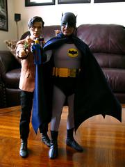 IMG_0555 (StudioBueno) Tags: toys doctorwho actionfigures batman dccomics figures collectibles adamwest mattsmith hottoys sharkrepellent 11thdoctor batman66 16scalefigure bigchiefstudios eleventhdoctoor