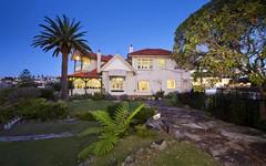 40 Fitzwilliam Road, Vaucluse NSW