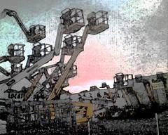 Vandoeuvre les nancy (alainalele) Tags: france french cit north internet creative commons east council housing bienvenue et lorraine 54 nouvelle ville hlm licence banlieue moselle presse bloggeur meurthe paternit alainalele lamauvida