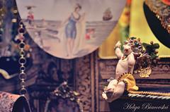 angel (infernito) Tags: cute angel vintage hungary budapest retro buda pest bookeh