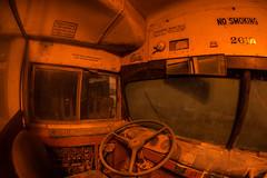 Pay the Fare, Take the Ride (Thomas Hawk) Tags: california usa bus abandoned williams unitedstatesofamerica muni sfmuni busgraveyard fav10 fav25