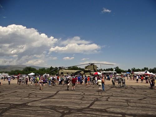 Photo - Flood Rescue Appreciation event | Boulder Airport Day