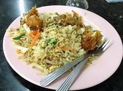 Nasi gore my ayam (chicken)from SK corner in in Kuala Lumpur (Fuyuhiko) Tags: corner malaysia gore kuala sk lumpur nasi ayam    chickenfrom