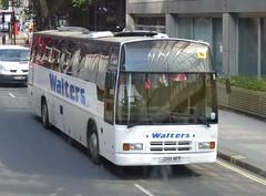 Walters 020 (J245 MFP) London Victoria 12/7/14 (jmupton2000) Tags: coach dennis 3200 paramount 3500 javelin plaxton j245mfp