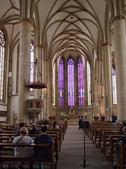 St.Lamberti Schiff (Susi the Trumpet) Tags: mnster kirche gebude orgel architektur