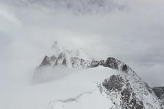Dent du Geant (4013 mt) (matteo_luzzi) Tags: dent geant mont blanc snow glacier
