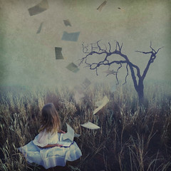 begain again (brookeshaden) Tags: brookeshaden fineartphotography whimsicalphotography conceptualphotography beginagain positivemessage