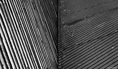 Lights lines. (slivinska) Tags: lines lights shadows abstraction minimalism bw blackandwhite monochrome alina sliwinska amarillis
