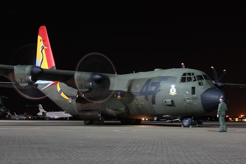 Lockheed Martin C-130J Hercules C5