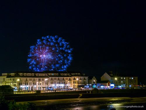 Porthcawl fireworks 2016 20161105_042