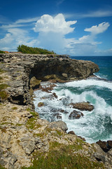 The View At Animal Flower Cave (Numinosity (Gary J Wood)) Tags: animalflowercave barbados