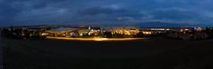 Panorama de l'EPFL de nuit (PCM113) Tags: 2014 ecublens suisse vaud lausanne colepolytechniquefdraledelausanne chavannesprsrenens epfl nuit panoramio5948580110387003