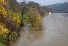 Torino - Piena del Po (ikimuled) Tags: po alluvione inondazione piena pienadelpo genna