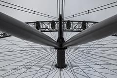 Eye (1 of 2) (selvagedavid38) Tags: spokes wheel eye london