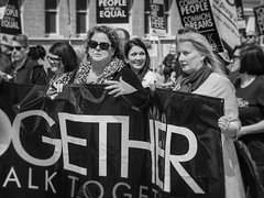 walk together adelaide - oct 2016 - 220136 (liam.jon_d) Tags: aussiessaywelcome realaustralianssaywelcome walktogetherwelcometoaustraliayourewelcomehere 2016 mono adelaide arty australia australian bw banner billdoyle blackandwhite celebration community communityevent event franks greenparty greens greensmlc legislativecouncil march mcl monochrome multicultural parade peopleimset placard protest rally rallyingimset sa sagreens saywelcome sign signage southaustralia southaustralian southaustraliangovernment stategovernment tammyfranks thegreens thegreenssa upperhouse walktogether walktogether2016 welcome welcometoaustralia