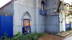 Willesden & St Marylebone Sea Cadets Est 1942, Cambridge Road. Kilburn. London. UK (standhisround) Tags: seacadets tintabernacle kilburn london uk listedbuilding grade2listed historical 1863 exchurch cambridgeroad
