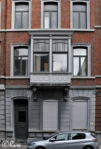 Liège / Luik -- Rue des Vingt-Deux 12