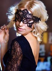 Kseniya (tatyanayuryeva) Tags: lips body white people boudoir sexy hair model pretty cute glamour studio summer beauty girl mask