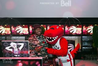 DJ 4Korners and The Raptor
