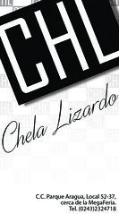 Tarjeta CHL (ChelaLizardo) Tags: khyra khyrilaly dinamita dominguez diseo venezolano venezuela creativa chela chl hecho maracay lizardo talento