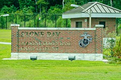 D7K_8194 copy (DigiDreamGrafix.com) Tags: stonebay camplejeun base military installation marines strength protections serve contract nc northcarolina security post lejeune coprs corps marine special ops force forces