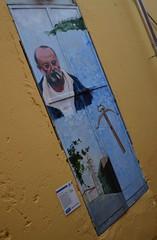 Valloria (134) (Pier Romano) Tags: valloria porte porta dipinta dipinte door doors painted imperia liguria italia italy nikon d5100 paese town dolcedo artisti pittori