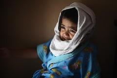 The Cornered Cub (N A Y E E M) Tags: umar kalam son towel bathrobe portrait light afternoon bedroom home rabiarahmanlane chittagong bangladesh sooc availablelight indoors naturallight lulu