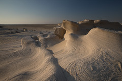 Fossil Dunes - Abu Dhabi