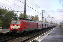 DB-Cargo 189-083 kalktrein Emmerich (cellique) Tags: dbcargo db cargo 189083 kalktrein goederentrein spoorwegen treinen eisenbahn guterzug zuge railways trains emmerich