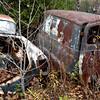 DSC_0032 v2 (collations) Tags: ontario mcleansautowreckers autowreckers wreckers automobiles autos abandoned rockwood derelict junkyards autograveyards carcemeteries