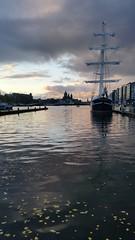 Amsterdam, Netherlands (nielsenjeanette449) Tags: amsterdam netherlands holland urban by vand water solnedgang sunset ship skib