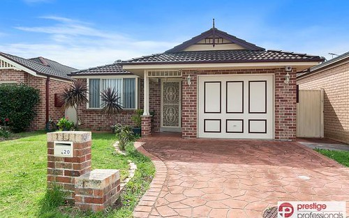 20 Kinchega Court, Wattle Grove NSW 2173