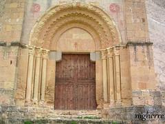Iglesia de la Vera Cruz (mgherre) Tags: puertas segovia iglesia templarios romnica
