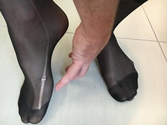 Tickling Arches (jimsuliman) Tags: tickling feet tickle ticklish tootsies foot socks fetish smelly tights nylons stockings stinky itchy coochie