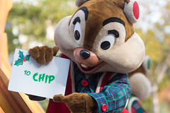 A Christmas Fantasy (jodykatin) Tags: achristmasfantasy parade disneyland 2016 filming chip