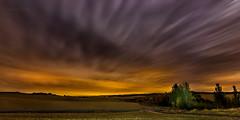 Na-132 (Martika64) Tags: nwn nubes night noche nocturna largaexposicin light road navarra color colorimage