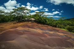 La terre au 7 couleurs (Chamarel) (Olivier Rapin) Tags: ile maurice island chamarel mauritius colors seven 7 couleurs terre earth landscape paysage sony a77 mk2 1650mm